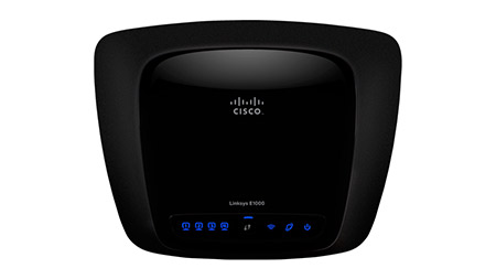 My basic router that I turned into a super router