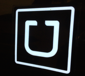 Uber driver light