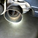 BMW X3 muffler rattle fix for no cost