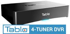 Photo of tablo tv receiver recorder