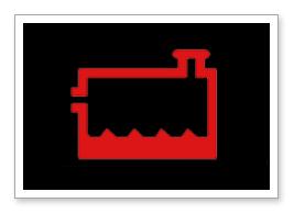 low coolant symbol